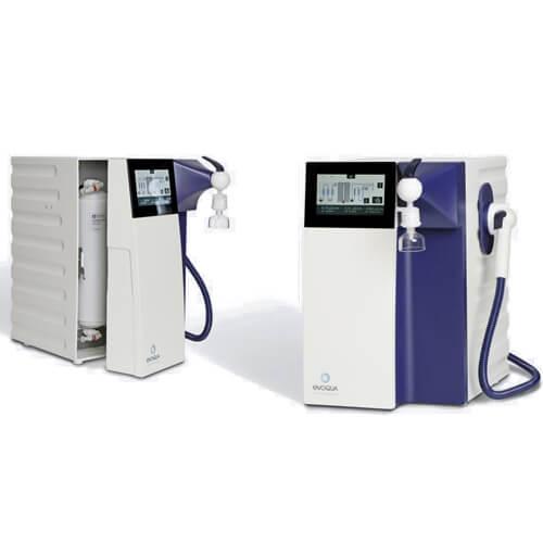 laboratuvar ultra saf su üretim cihazları