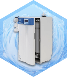 Laboratory water treatment systems labostar