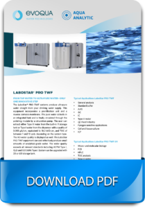 Evoqua water purification systems buy in Turkey