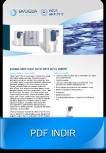 su üretimi için deiyonizasyon modüllü ters osmoz su arıtma sistemleri