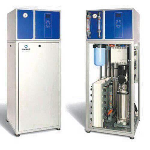 Laboratory / industrial reverse osmosis system