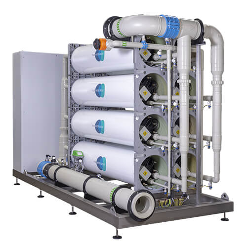 Industrial Water Treatment Systems - Ionpure / Nexed