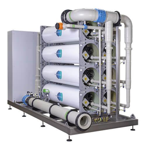 Ionpure / Nexed endüstriyel su arıtma sistemleri